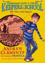 Book cover of KEEPERS OF THE SCHOOL 01 WE THE CHILDREN