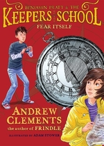 Book cover of KEEPERS OF THE SCHOOL 02 FEAR ITSELF