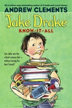 Book cover of JAKE DRAKE KNOW-IT-ALL