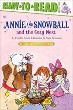 Book cover of ANNIE & SNOWBALL & THE COZY NEST