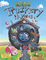 Book cover of TRUCKERY RHYMES