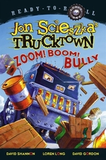 Book cover of ZOOM BOOM BULLY