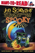 Book cover of TRUCKTOWN SPOOKY TIRE