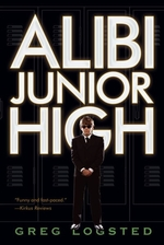 Book cover of ALIBI JUNIOR HIGH