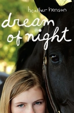 Book cover of DREAM OF NIGHT