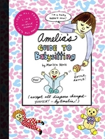 Book cover of AMELIA'S GT BABYSITTING