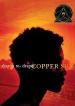 Book cover of COPPER SUN