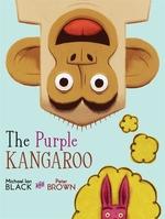 Book cover of PURPLE KANGAROO