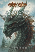 Book cover of ANCIENT STRANGE & LOVELY