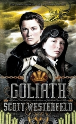 Book cover of GOLIATH