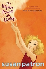 Book cover of HIGHER POWER OF LUCKY