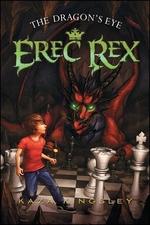 Book cover of EREC REX 01 DRAGON'S EYE