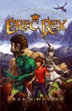 Book cover of EREC REX 02 MONSTERS OF OTHERNESS