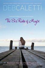 Book cover of 6 RULES OF MAYBE
