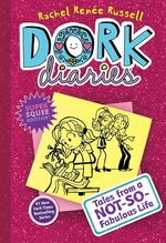 Book cover of DORK DIARIES 01 TALES FROM A NOT-SO-FABU