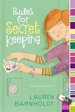Book cover of RULES FOR SECRET KEEPING