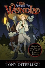 Book cover of SEARCH FOR WONDLA