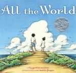 Book cover of ALL THE WORLD