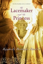 Book cover of LACEMAKER & THE PRINCESS