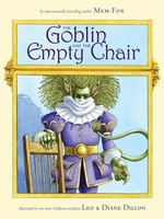 Book cover of GOBLIN & THE EMPTY CHAIR