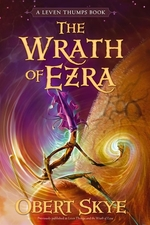 Book cover of LEVEN THUMPS 04 THE WRATH OF EZRA