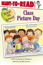 Book cover of CLASS PICTURE DAY