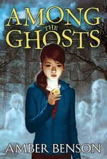 Book cover of AMONG THE GHOSTS