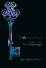 Book cover of DARK SECRETS 01 LEGACY OF LIES & DON'T