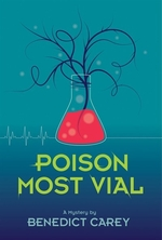 Book cover of POISON MOST VIAL
