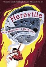 Book cover of HEREVILLE 02 HOW MIRKA MET A METEORITE