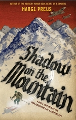 Book cover of SHADOW ON THE MOUNTAIN