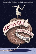 Book cover of HEREVILLE 01 HOW MIRKA GOT HER SWORD