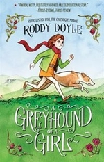 Book cover of GREYHOUND OF A GIRL