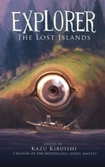 Book cover of EXPLORER 02 LOST ISLANDS