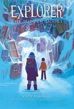 Book cover of EXPLORER 03 HIDDEN DOORS