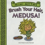 Book cover of BRUSH YOUR HAIR MIDAS