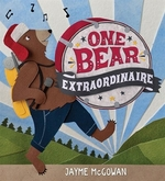 Book cover of 1 BEAR EXTRAORDINAIRE