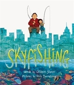 Book cover of SKYFISHING
