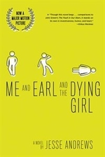Book cover of ME & EARL & THE DYING GIRL REVISED