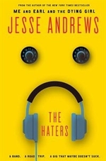 Book cover of HATERS