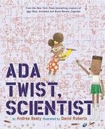 Book cover of ADA TWIST SCIENTIST
