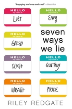Book cover of 7 WAYS WE LIE