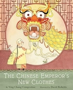 Book cover of CHINESE EMPEROR'S NEW CLOTHES