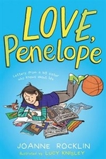 Book cover of LOVE PENELOPE