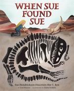 Book cover of WHEN SUE FOUND SUE
