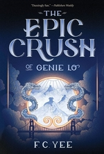 Book cover of EPIC CRUSH OF GENIE LO