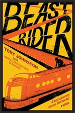 Book cover of BEAST RIDER