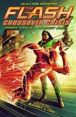 Book cover of FLASH CROSSOVER 01 GREEN ARROW'S PERFECT