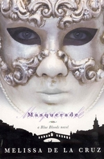 Book cover of BLUE BLOODS 02 MASQUERADE