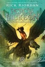 Book cover of PERCY JACKSON 03 TITAN'S CURSE